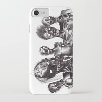zombies iPhone & iPod Cases featuring Zombies by Niky Boo