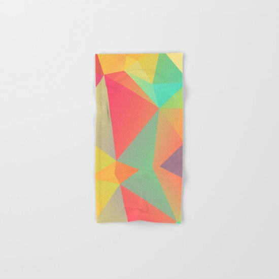 Geometric XIX Hand & Bath Towel