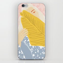 Shy iPhone Skin