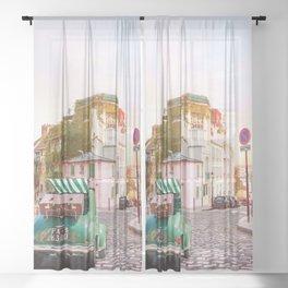 Montmartre Sheer Curtain