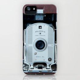 Vintage Land Camera iPhone Case