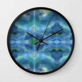 ocean eyes Wall Clock