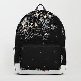 Desert Christmas Backpack