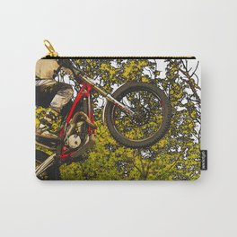 Airtime - Dirt-bike Racer Carry-All Pouch