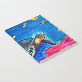 Honu Notebook