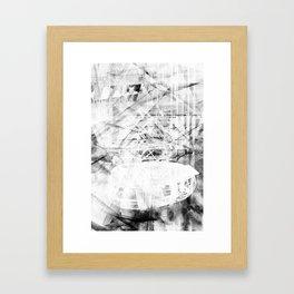 Urban Series 4-1 Framed Art Print