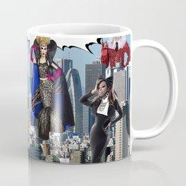 Drag Force Coffee Mug