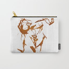 Monkey Abstract I Carry-All Pouch