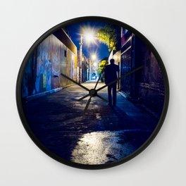 M I S S I O N Wall Clock