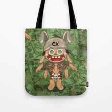 o-x (monster) Tote Bag