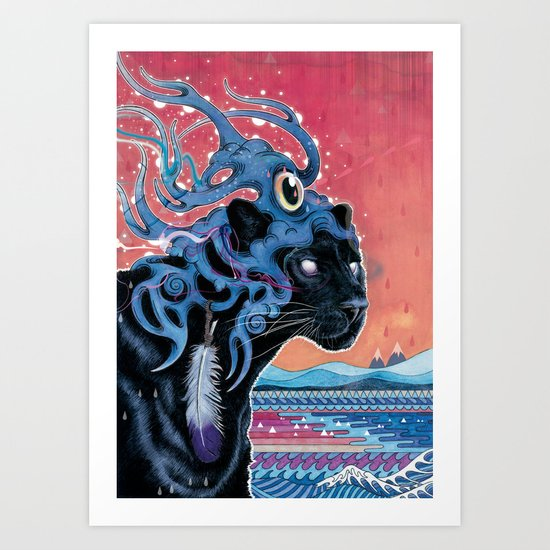 Farseer Art Print