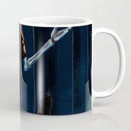 In The Temple Coffee Mug