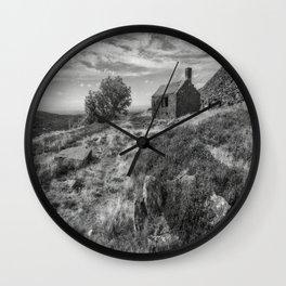 Olde Quarry  Wall Clock