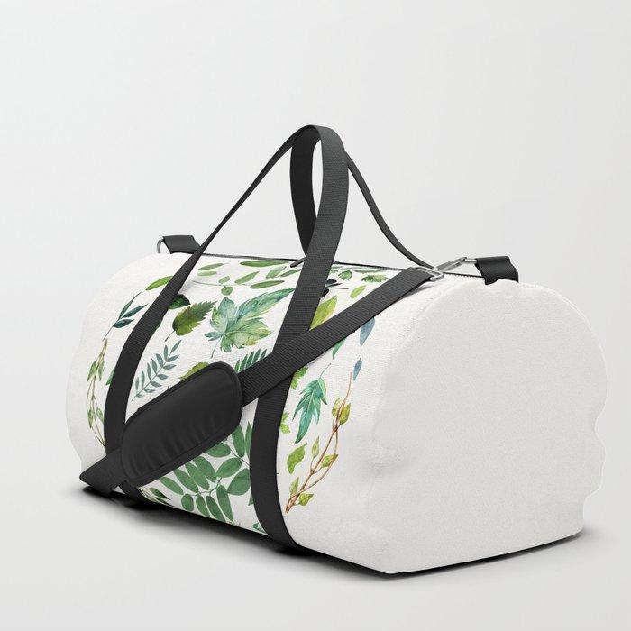 Circle of Leaves Duffle Bag