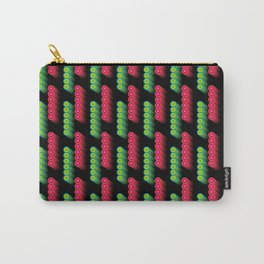 Red and Green Lights Carry-All Pouch
