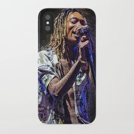 wiz khalifa iPhone Case