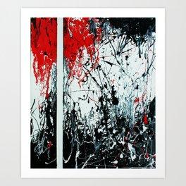 Concidence Art Print