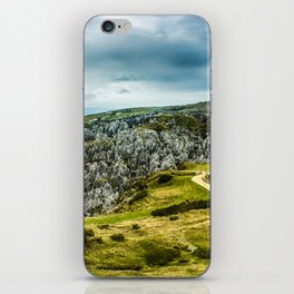 Cantabrian Mountains iPhone Skin