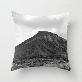Koko View Throw Pillow