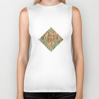 hippy Biker Tanks featuring Hippy Style by thinschi