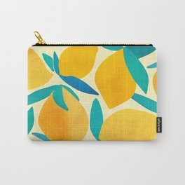 Mangoes - Tropical Fruit Illustration Carry-All Pouch