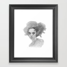 #35 - Insomniac Framed Art Print