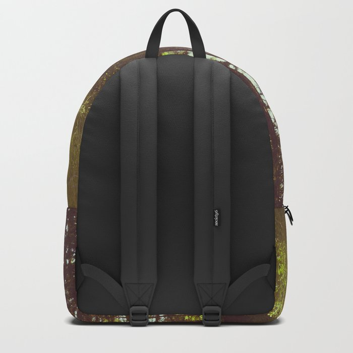 Summer Forest Sunlight - Nature Photography Backpack