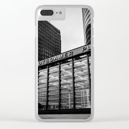 Station Clear iPhone Case