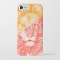 eric fan iPhone & iPod Cases featuring Wild 3 by Eric Fan & Garima Dhawan by Garima Dhawan