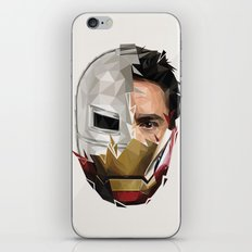 Iron M iPhone & iPod Skin