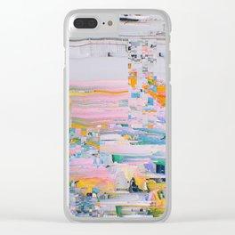 DLTA15 Clear iPhone Case