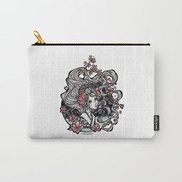 Sakura Goddess Carry-All Pouch