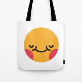 Emojis: Blush Tote Bag