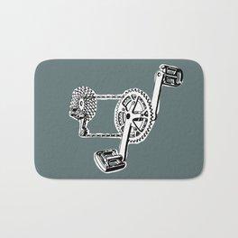pedals Bath Mat