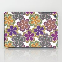 sakura iPad Cases featuring Sakura by AnaAna