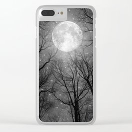 May It Be A Light Clear iPhone Case