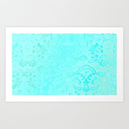 Mandala Creation 10 Art Print