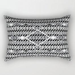 New Effect V Rectangular Pillow