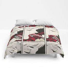 Porn Zeppelin Comforters