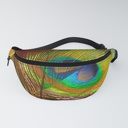 Peacock's Love Fanny Pack