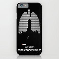 Smoke Tetris Slim Case iPhone 6s