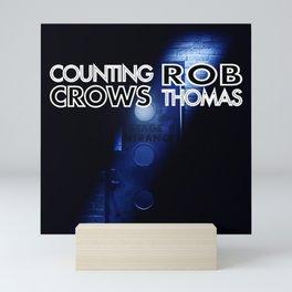 COUNTING CROWS ROB THOMAS TOUR DATES 2019 IPIN Mini Art Print