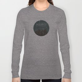 Integrity is Paramount Long Sleeve T-shirt