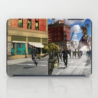 dinosaur iPad Cases featuring Dinosaur by Beery Method