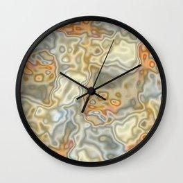 Topography 1 Wall Clock