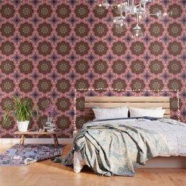 Fractal kaleidoscope, mandala  1 Wallpaper