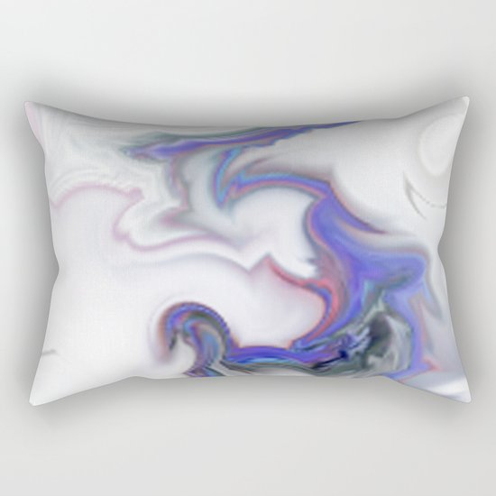 Beautifully Toxic Rectangular Pillow