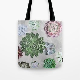 Simple succulents Tote Bag