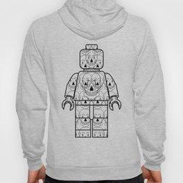 Skull-Brick Hoody