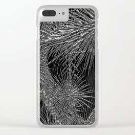 Joshua Tree Plata by CREYES Clear iPhone Case